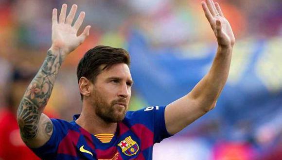 Lionel Messi renovará hasta el 2026 con el FC Barcelona. (Foto: Getty Images)