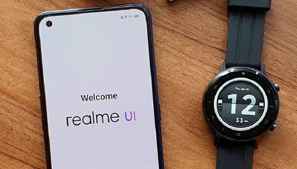 Conoce todas las funciones de la capa de personalización Realme UI
