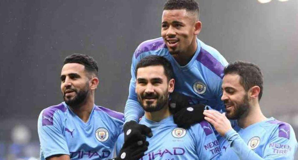 El Manchester City suma un nuevo 'hermano' a su grupo.  (Foto: Getty)
