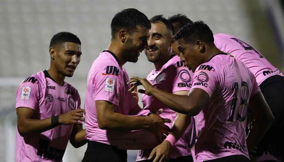 Sport Boys sumó su segunda victoria en la Liga 1. (Foto: Liga de Fútbol Profesional)