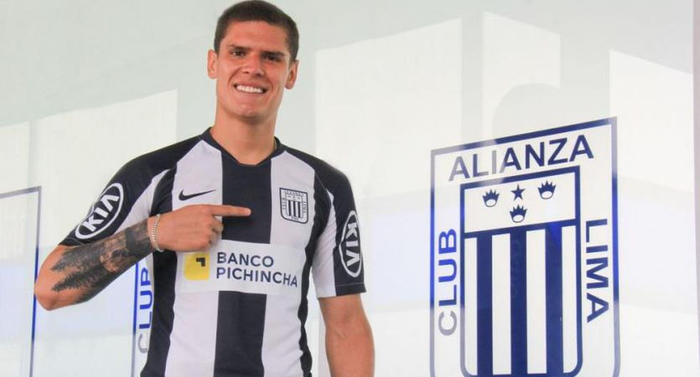 Sebastián Gonzales Zela llegó a Alianza Lima, luego de su paso por Sport Boys. (Foto: Difusión)