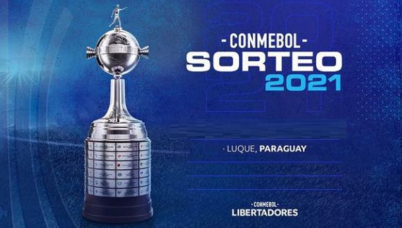 La Copa Libertadores tendrá pronto su sorteo. (Foto: CONMEBOL)