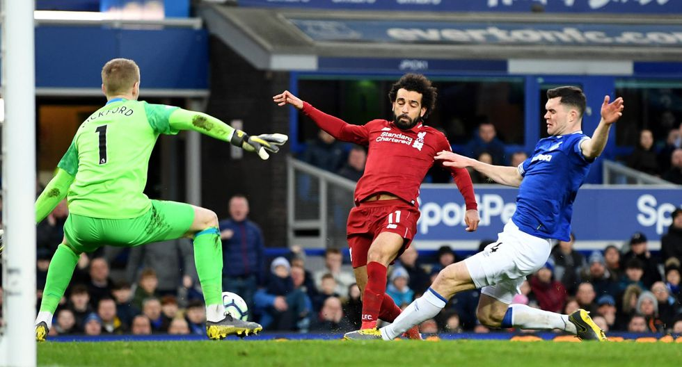 Everton vs. Liverpool por Premier League. (Agencias)