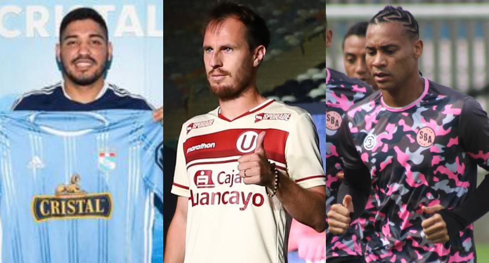 Las nuevas caras que veremos en la Liga 1 (Foto: prensa del club)
