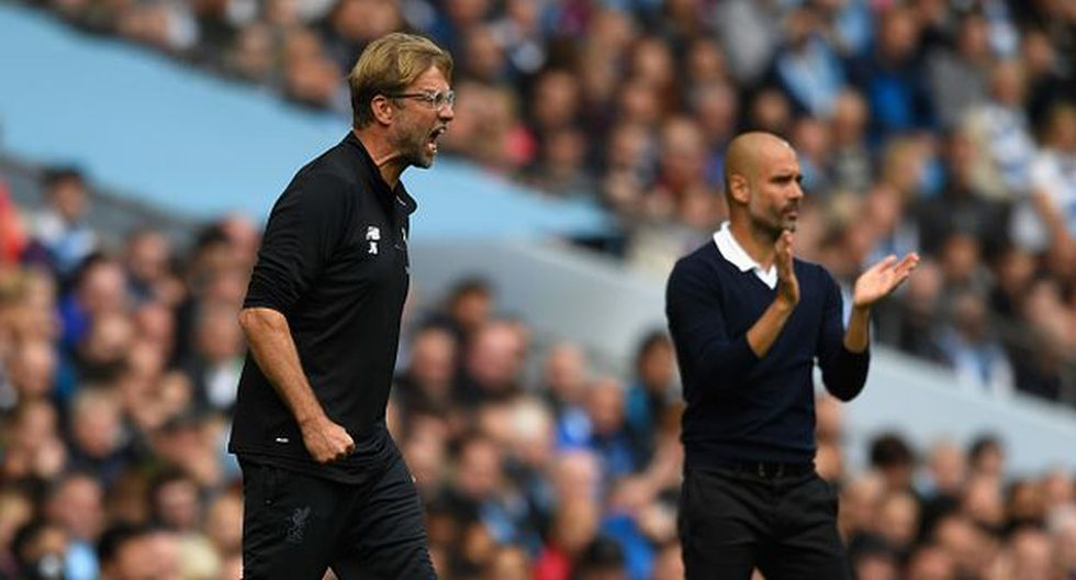Liverpool y Manchester City pelearon hasta el final la Premier League. (Getty)