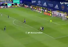 ¡Error fatal de Zambrano! doblete de Orsini para el 2-0 de Lanús vs. Boca Juniors [VIDEO]