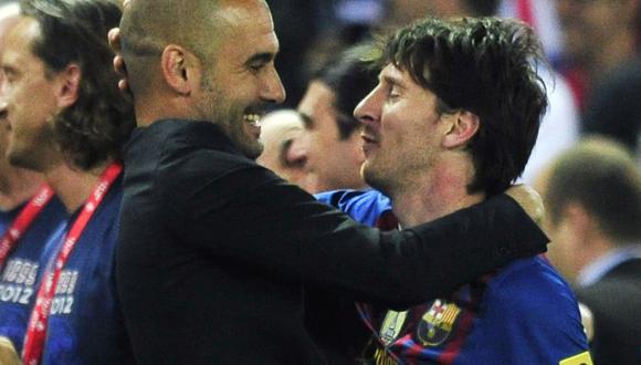Manchester City solo ficharía a Messi si sale en condición de agente libre del Barcelona. (Foto: AFP)