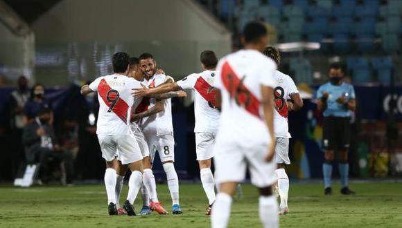 Perú vs. Colombia se enfrentan por el grupo B de la Copa América (Foto: Jesús Saucedo / Depor)