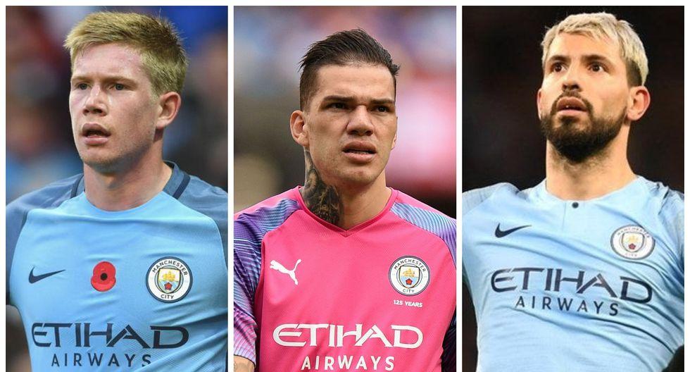 Los fichajes más caros en la historia del Manchester City.