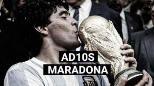 Diego Maradona falleció a los 60 año: Un homenaje póstumo para el 'D10S' del fútbol