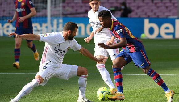 Barcelona fue elegido como el mejor club de España en el siglo XXI. (AFP)