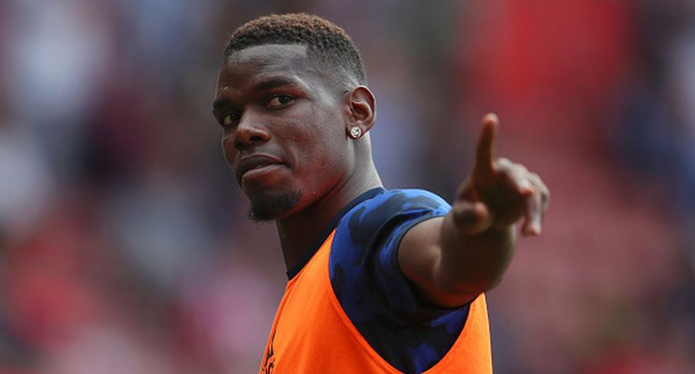 Paul Pogba acaba contrato con Manchester United el 2021. (Getty Images)