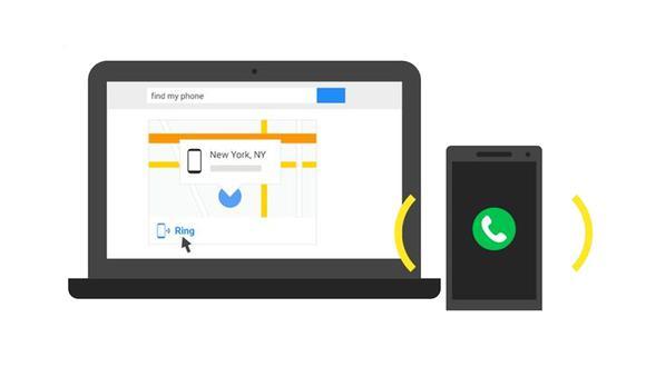 ¡Atención! Mira dónde está tu celular robado con este truco de Google. (Foto: Google Maps)