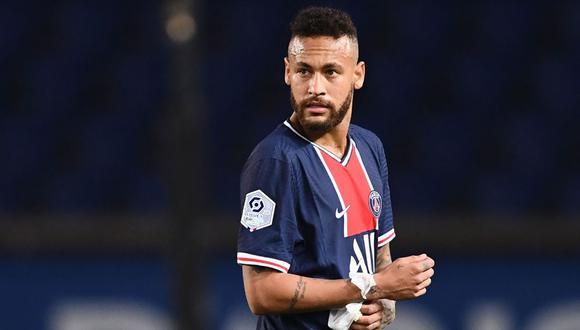 Neymar en Ligue 1: la sanción que afronta Neymar hasta el ...