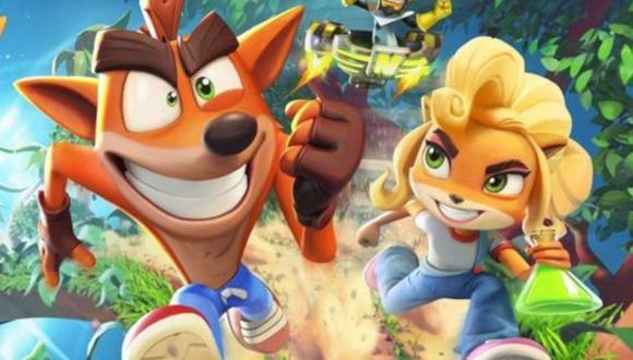 Crash Bandicoot ya tiene fecha de lanzamiento para móviles Android y iOS. (Foto: King)