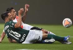 A pesar del resultado: Palmeiras jugará la final de la Copa Libertadores tras caer 2-0 ante River en Brasil