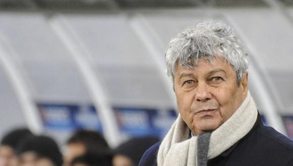 Mircea Lucescu dirigió al Shaktar Donetsk desde de la temporada 2004 a la 2016. (Foto: AFP)