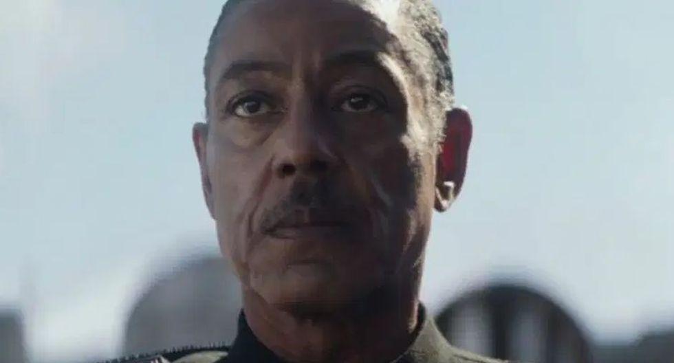 The Mandalorian: Moff Gideon tendría más protagonismo en la segunda temporada de la serie.