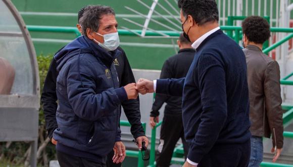 Mario Salas fichó el por Wadi Degla de Egipto tras su paso por Alianza Lima. (Wadi Degla)