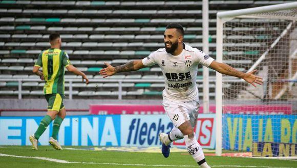 Jonathan Herrera jugará en San Lorenzo la próxima temporada. (Foto: Central Córdoba)