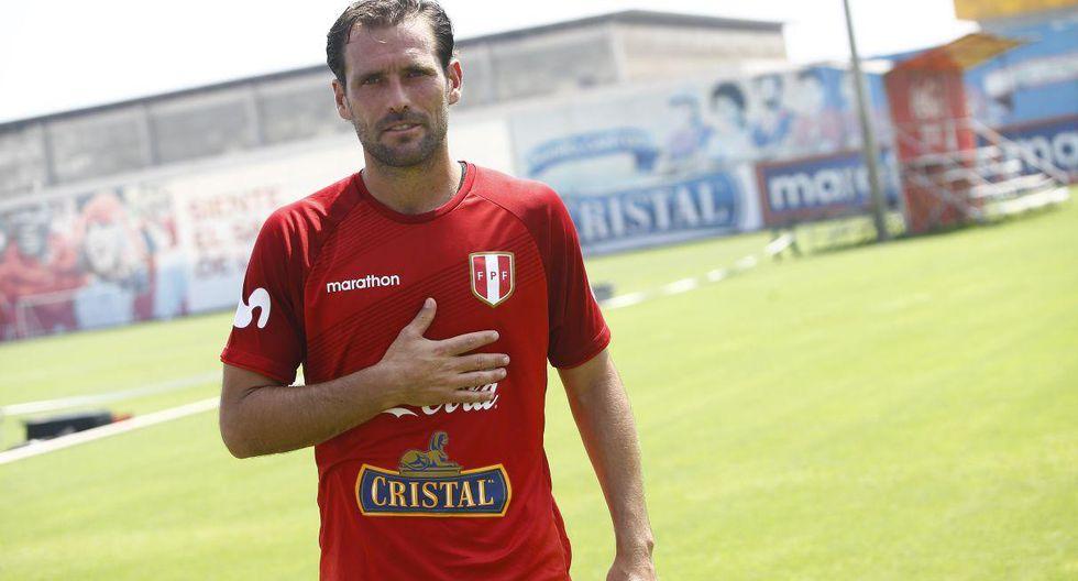 Ayacucho FC (1) - Mauricio Montes (Foto: GEC)