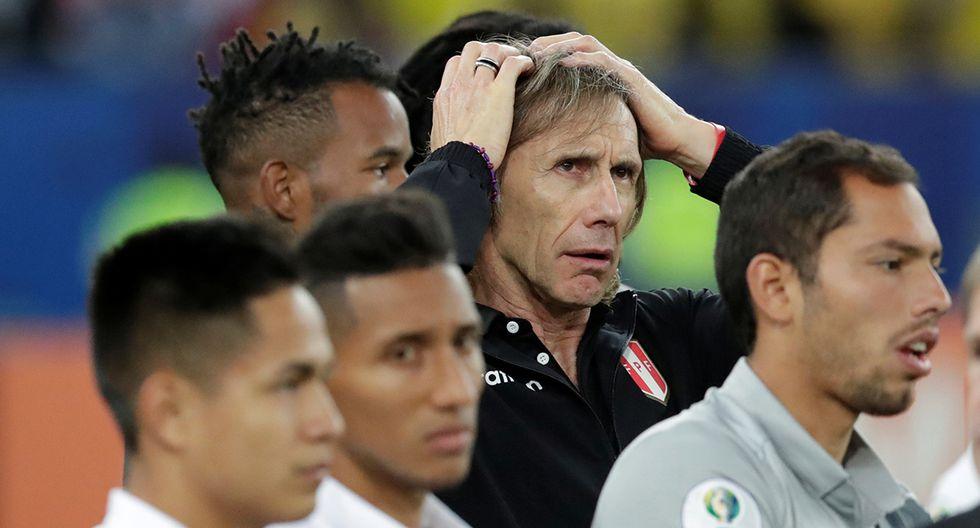 Ricardo Gareca analizó el futuro de la Selección Peruana tras la Copa América 2019. (Foto: Reuters)