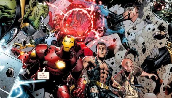 "Marvel Studios prepararía la llegada de los ""Illuminati"" tras Avengers: Endgame. (Foto: Marvel Comics)"