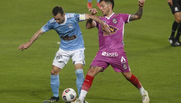 Sporting Cristal y Arsenal de Sarandí se verán las caras una vez más en Argentina. (Foto: Violeta Ayasta @photogec)
