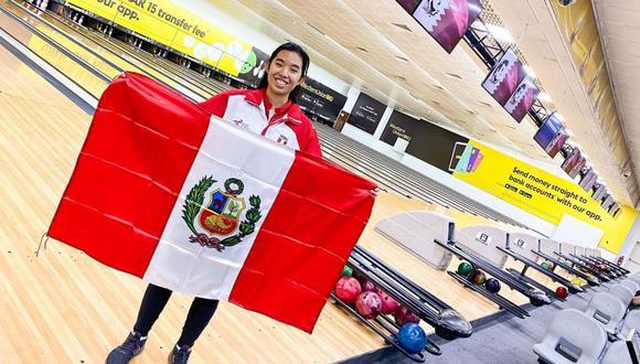 Yumi Yuzuriha ganó la medalla de oro en torneo internacional de bowling. (IPD)