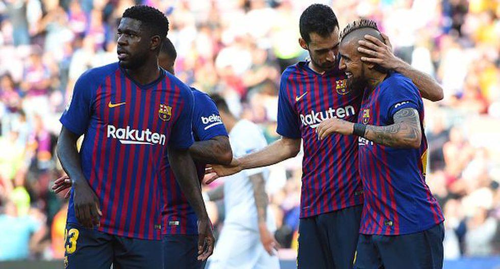 Barcelona solo ganó LaLiga Santander en la temporada pasada. (Foto: Getty)
