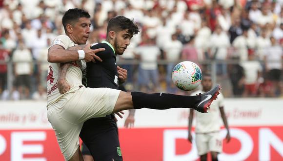 La Liga 1 alista cambios importantes en el torneo. (Foto: Fernando Sangama / GEC)