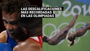 Las expulsiones más insólitas en los Juegos Olímpicos