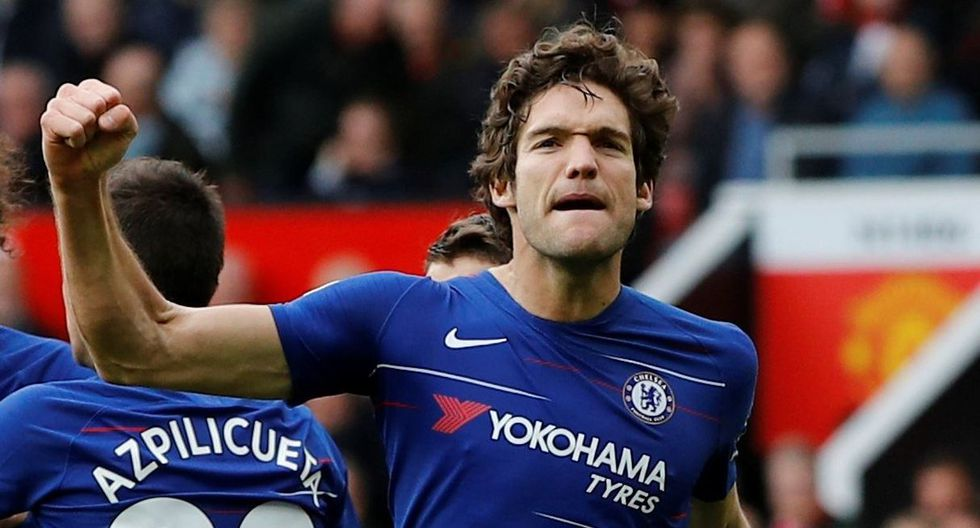 Rumor: Marcos Alonso al Real Madrid.
