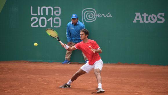 Juan Pablo Varillas levantó seis match point ante Tomás Barrios y se fueron a Tie Break en Lima 2019