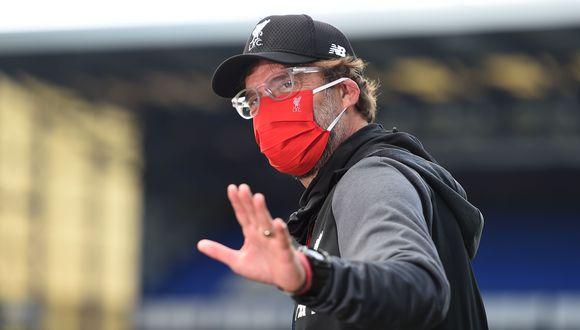 Liverpool podría coronarse campeón hoy jueves si el City no suma frente al Chelsea. (Foto: AFP)