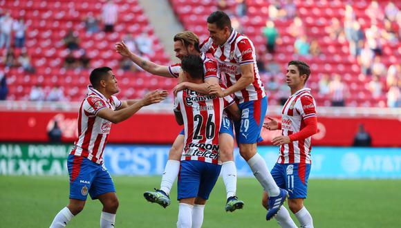 Chivas vs. Santos Laguna se vieron las caras este domingo por la jornada 13 de la Liga MX (Foto: @Chivas)