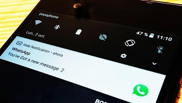Por qué archivar los chats en WhatsApp es lo peor que puedes hacer a tu smartphone (Foto: WhatsApp)