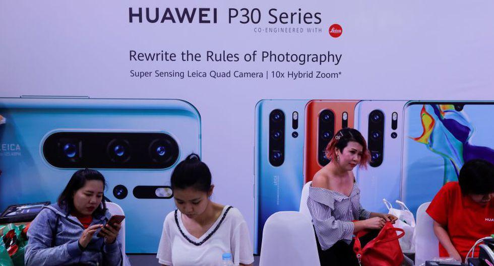 Huawei toma medidas contra el veto de Google (Reuters)