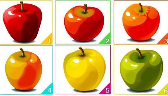 Conoce un detalle inesperado de tu forma de ser con solo escoger tu manzana preferida. (Foto: iProfesional)