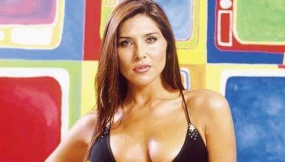 Lorena Meritano reconoció relación con Yolanda Andrade. (Foto: Instagram/Lorena Meritano)