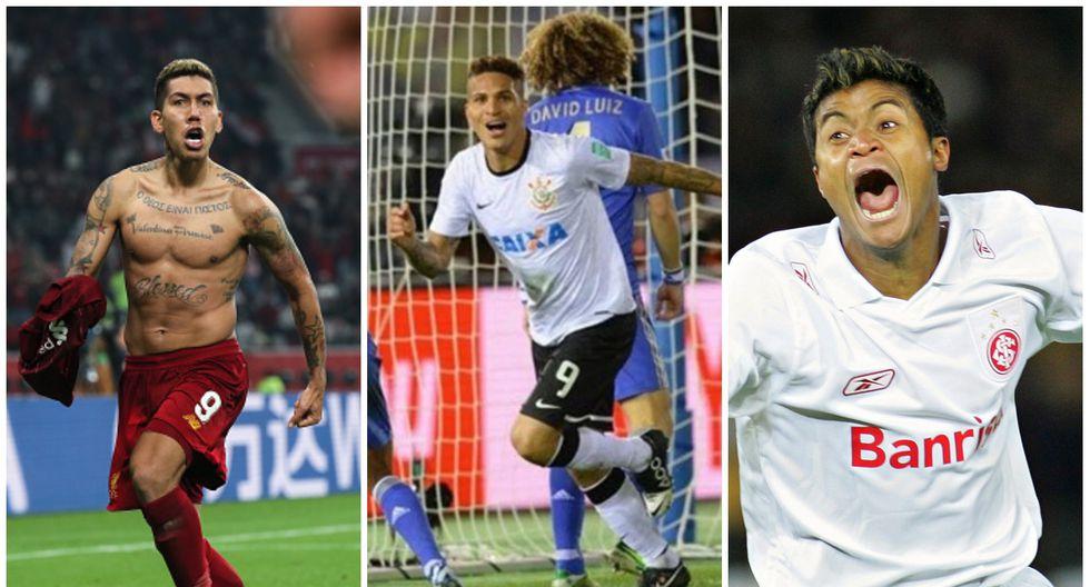 Los héroes del Mundial de Clubes