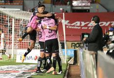 Triunfo agónico: Necaxa venció sobre el final a Toluca por la Liga MX