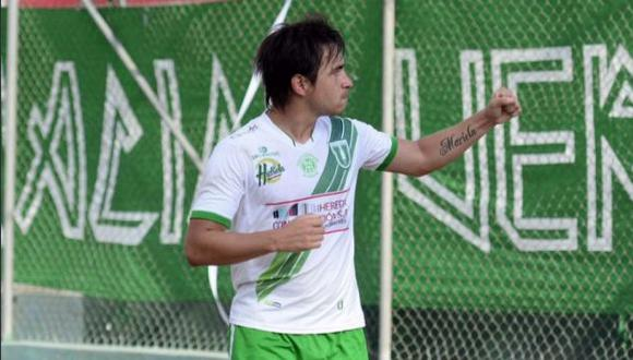 Bustamante jugó Copa Libertadores con San José de Bolivia. (Foto: Twitter)