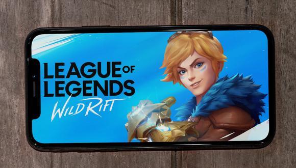 League of Legends: Wild Rift. (Foto: do you mockup)