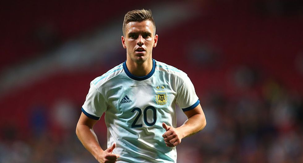 Giovani Lo Celso - Argentina (Getty)