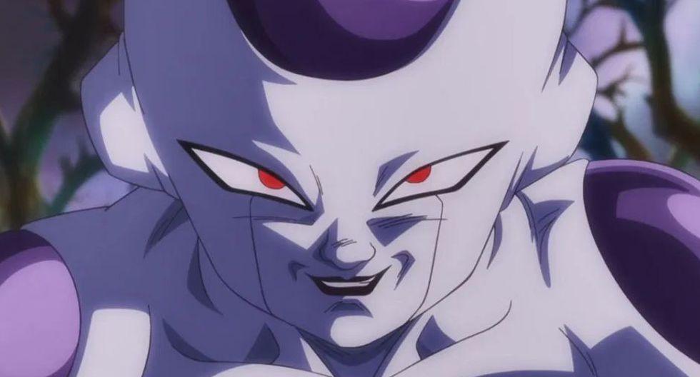 Dragon Ball: Freezer es protagonista de un terrorífico fan-art.