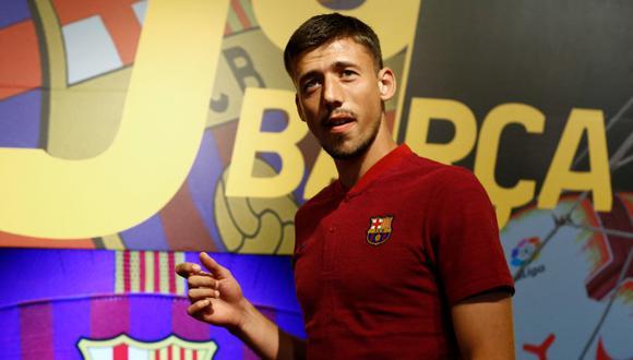 Clément Lenglet fue contratado por Barcelona en la temporada 2018-2019. (Foto: AFP)