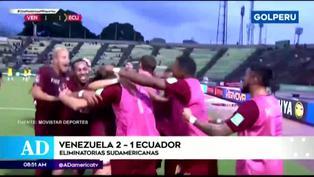 Eliminatorias sudamericanas: Revive los goles de la fecha