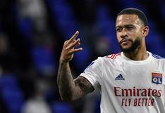 Barcelona tendría acuerdo con Lyon por Depay