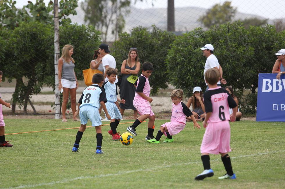 Revive lo mejor de la Copa Asia Kids en la primera jornada (Foto: Violeta Ayasta).